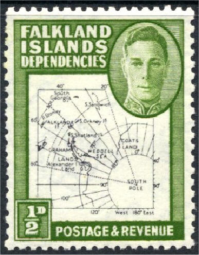 Falkland Island Dependencies