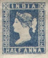 India (East India Company) Scott #2